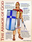 Ammor of God Wall Chart